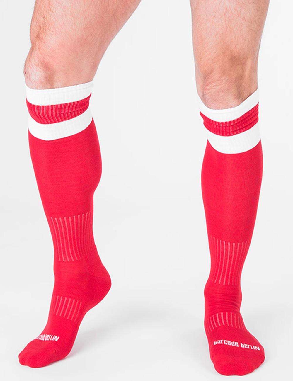 Barcode Football Socks -...