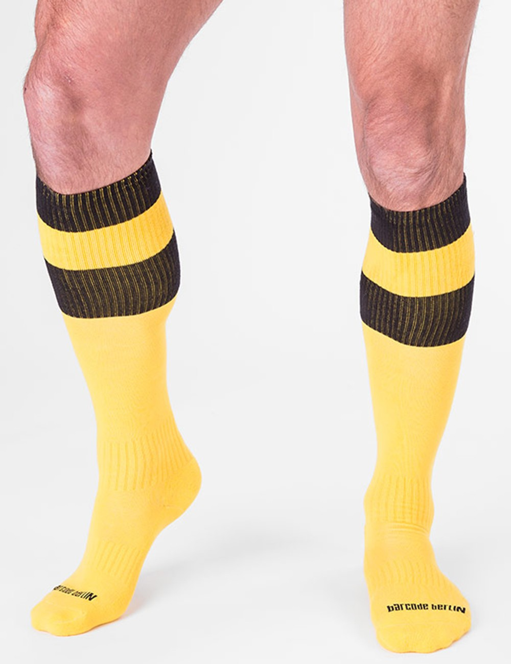 Barcode Football Socks