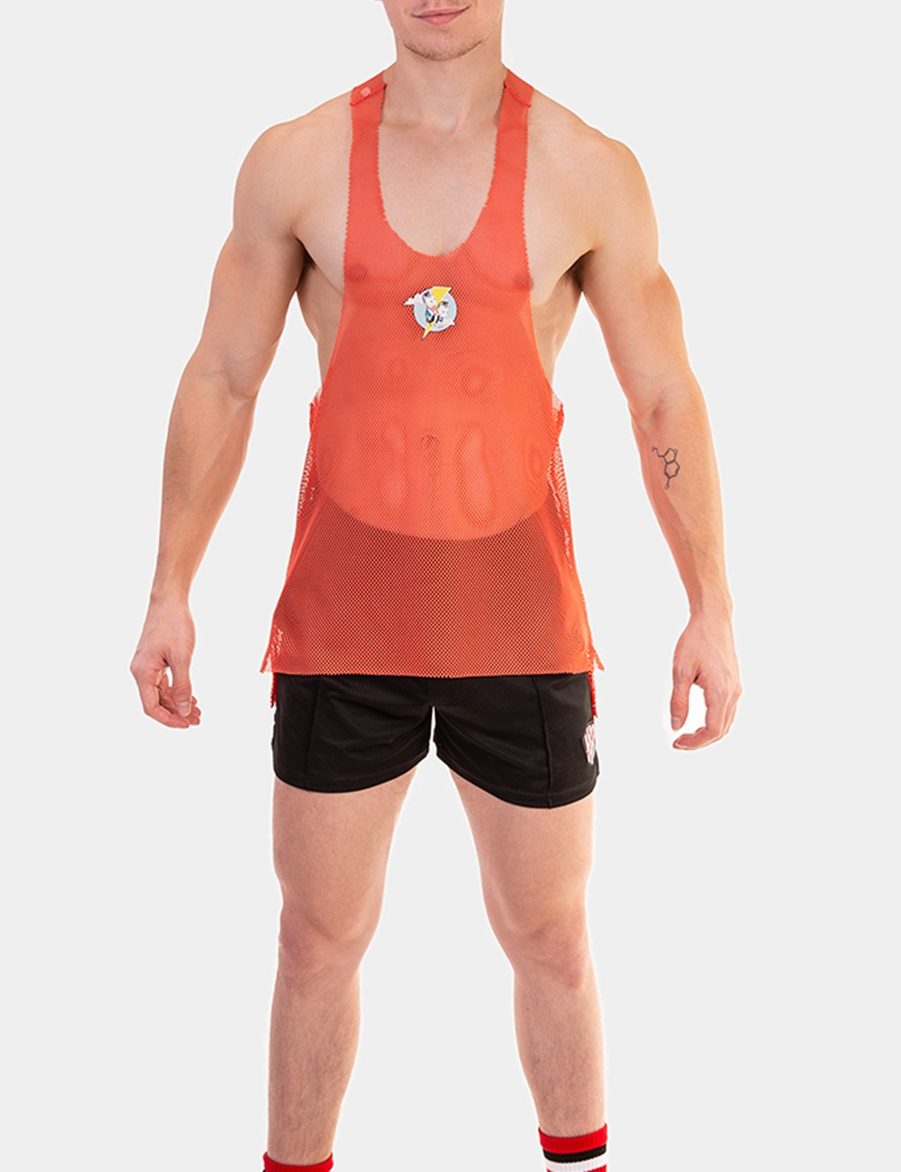 Tank Top Dominic - Apricot