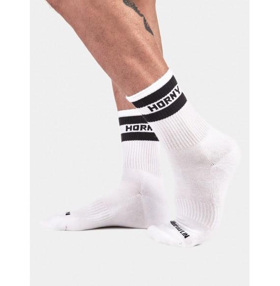 Half Fetish Socks Horny